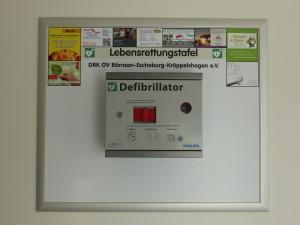 Defi-Tafel